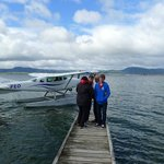 A Plane Ride Can Leave From The Lodge's Jetty, Great Fun