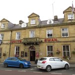 The White Swan Hotel, Alnwick Foto