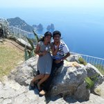 Isle of Capri and Ana Capri Foto