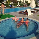 We and the pool ;)