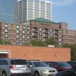 Foto de Courtyard by Marriott Louisville Downtown