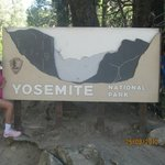 At Yosemite National Park