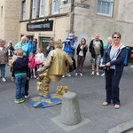 Edinburgh Festival Fringe on the doorstep!