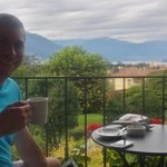 Coffee in Cannobio
