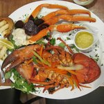 Lobster and Crab Feast