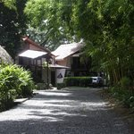 One our main guest house, followed by side by side one bedroom apartments.