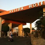 Photo de Avlida Hotel