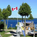 Bruce Anchor Motel and Cottage Rentals Foto