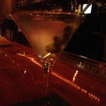 Dirty Martini from Nove