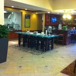 Foto van Hilton Garden Inn Houston/The Woodlands