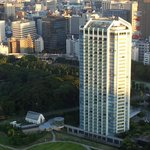 Hotel from Tokyo Tower