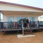 Foto de Seaspray Beach Holiday Park