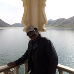 pic of rahil at tiger Lake