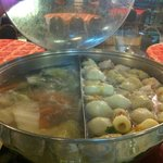 Cena: steamboat