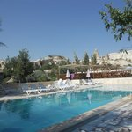 Bilde fra Flintstones Cave Hotel and Pension