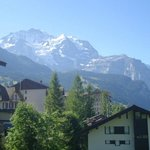 Photo de Hotel Falken Wengen