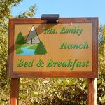 Foto de Mt. Emily Ranch