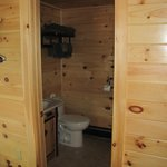 Foto di Pine Knoll Lodge & Cabins Inc