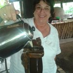 Palo verde safari tour. Try a delicious typical costarrican lunch made by natural wood oven as w