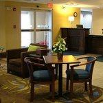 Foto van Holiday Inn Express New Buffalo