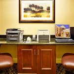 Foto de Holiday Inn Express Hotel & Suites Jackson - Flowood