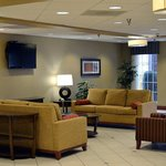 Foto de Holiday Inn Express Hotel & Suites Center Township