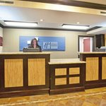 Foto van Holiday Inn Express Wabash