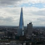 The Shard from top of the Dome