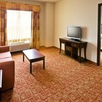 Foto van Holiday Inn Express Hotel & Suites Denison North