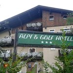 Photo de Hotel Alpi & Golf
