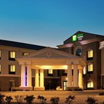 Foto de Holiday Inn Express Hotel & Suites Morris
