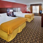 Foto di Holiday Inn Express Hotel & Suites Crawfordsville