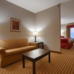 Foto de BEST WESTERN PLUS Piedmont Inn & Suites