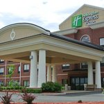 Foto di Holiday Inn Express & Suites Bridgeport
