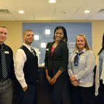 Holiday Inn Express Newington Foto