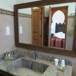 Al Ksar Spa Riad marrakech junior suite with ensuite bathroom
