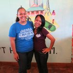 Yashira and Leilani--guides par excellence!