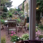 View from the dinning room, whilst you sit & enjoy breakfast.