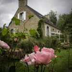 Photo de An American In Brittany Bed & Breakfast