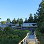 View of Tofino Swell Lodge