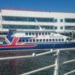 Close to the Victoria Clipper Terminal