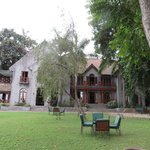Lake Duluti Serena Hotel Reception/Dining Building