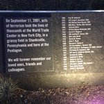 Photo de Pentagon Memorial