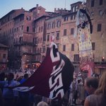 Palio winners parade