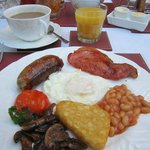 English Breakfast (smaller portion option)