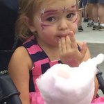 cotton candy for children only $3.00 dollars