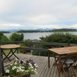 Φωτογραφία: Quadra Island Harbour House B&B