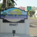 Foto de Barefoot Beach Resort