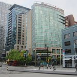 Hampton Inn & Suites Downtown Vancouver照片