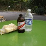 Red Stripe and Sugar Cane